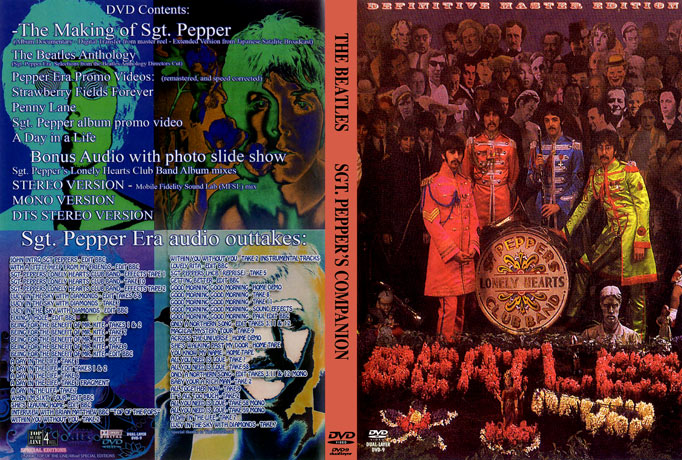 Beatles - Sgt  Peppers Companion (Dual Layer NTSC)